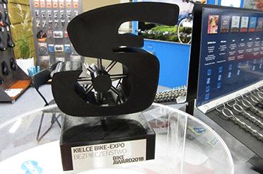 The fourth award for RAVEMEN PR headlight