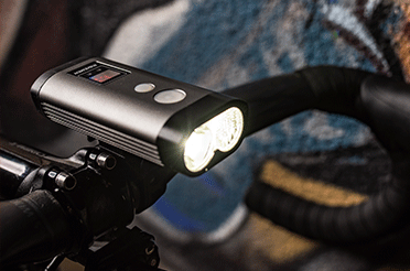 PR1200 Bike Light is featured in one of Bikeradar 2019 best bike lights for road cycling!